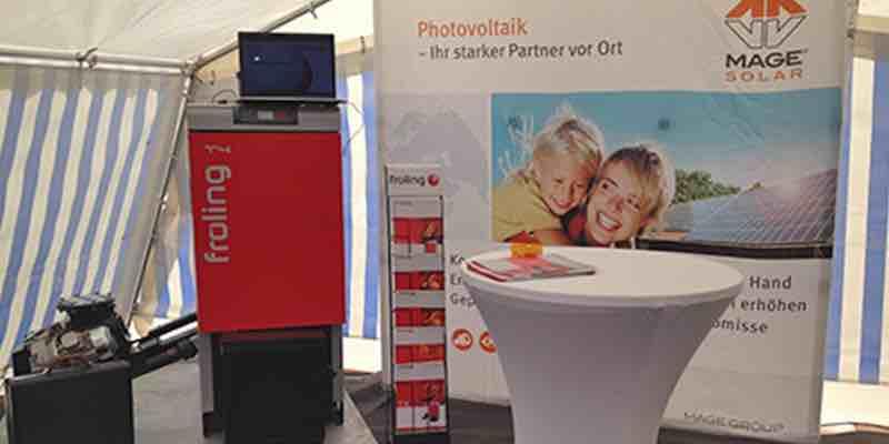 Firmen Ausstellung